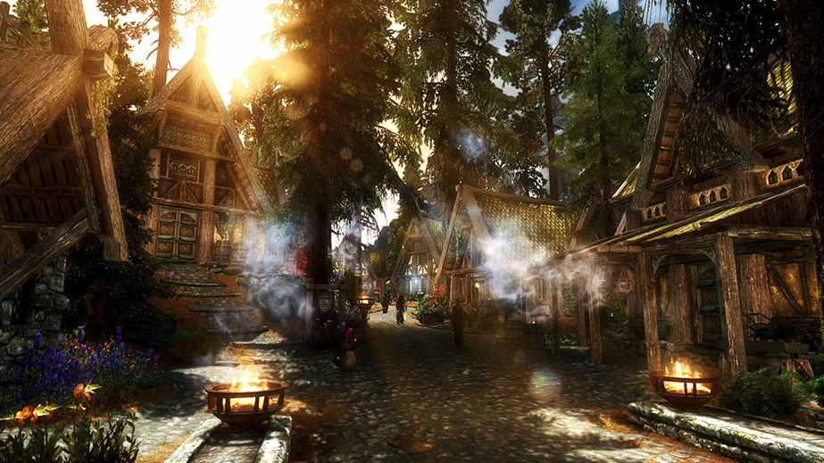 Millepon Diamond ENB at Skyrim Nexus - mods and community